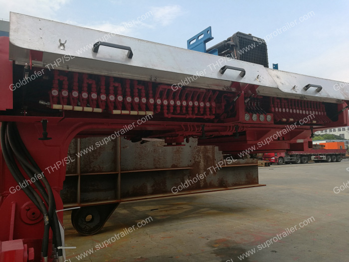 goldhofer gooseneck for sale