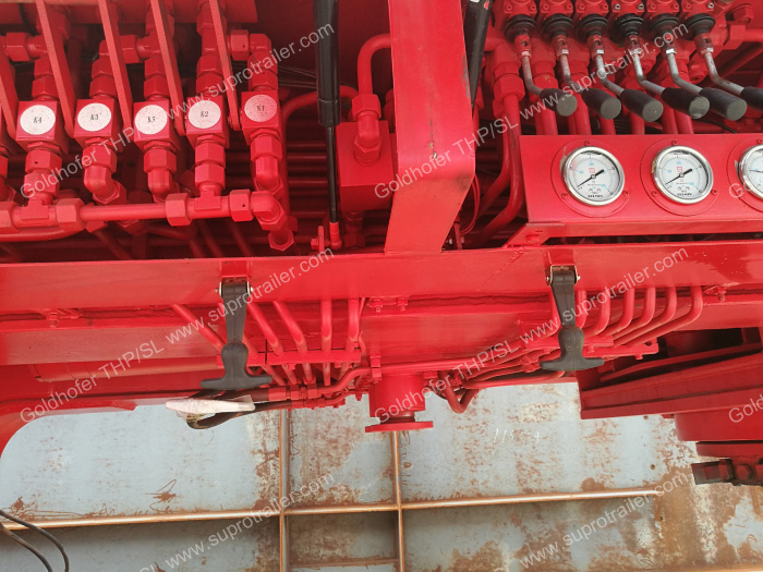 hydraulic gooseneck for sale