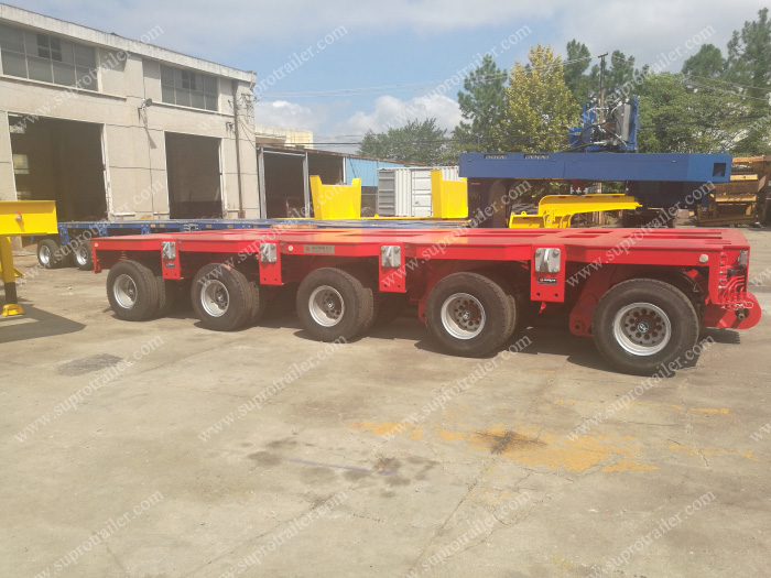 goldhofer transporter for sale