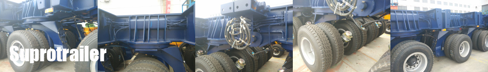 Nicolas multi axle trailer