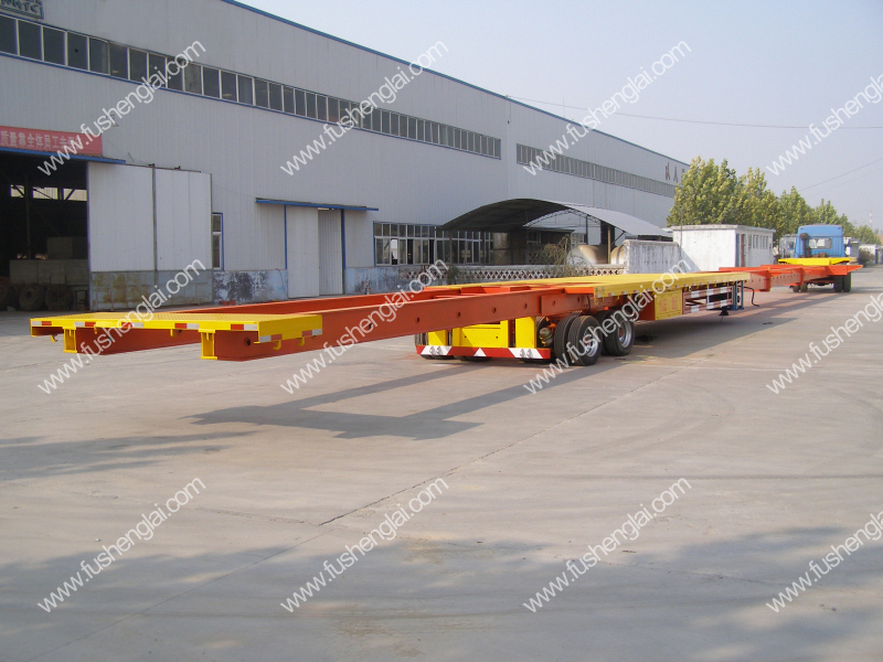 Expandable trailer