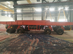 150 tons shipyard transporter in stock/to sale
