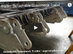 Video- Folded Gooseneck Trailer