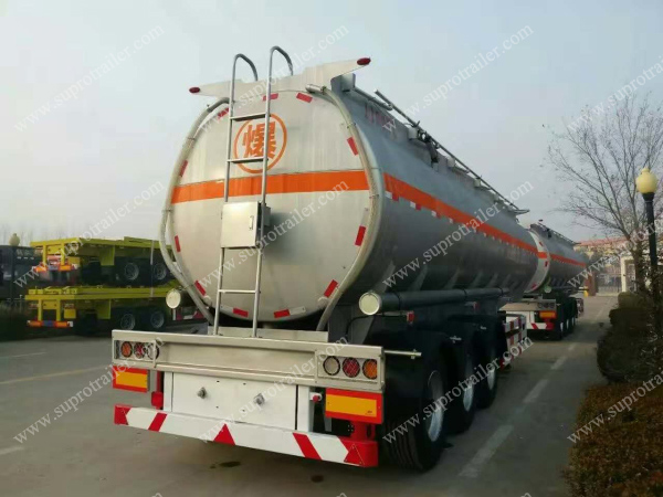 China oil tank trailer