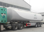 Oil Tank Semi Trailer for Morocco
