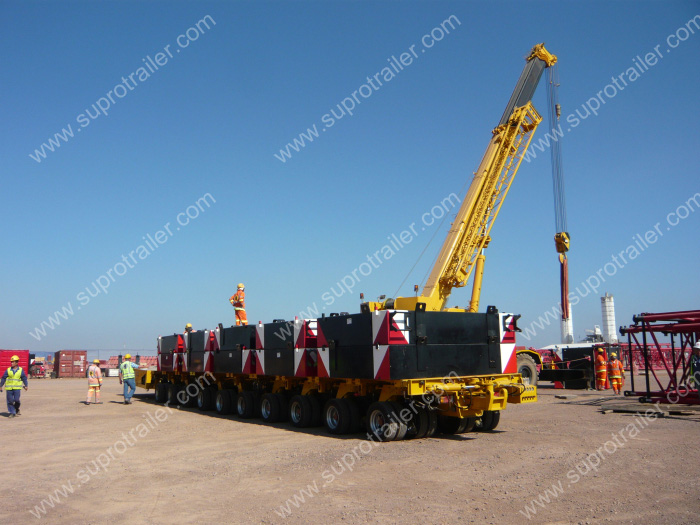 self propelled transporter