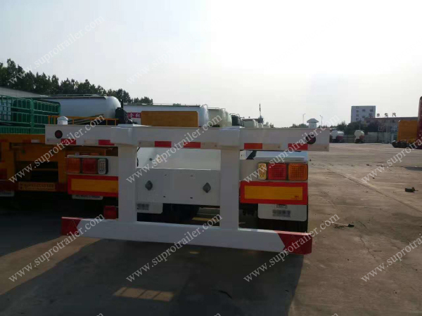 china container trailer
