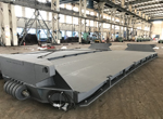 200 tons Drop Deck Bed for American Market