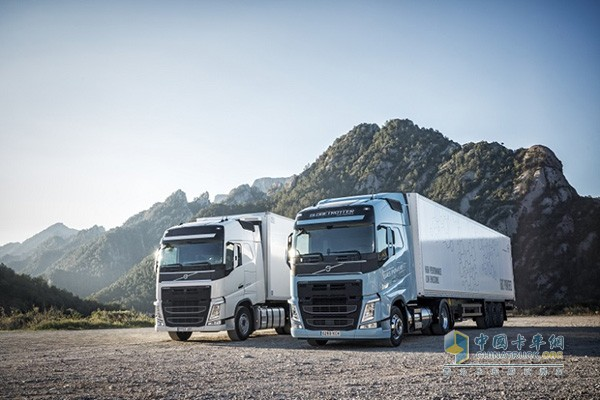 Volvo Trucks Expands New Energy Markets